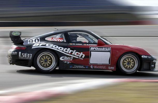 Porsche - Speed