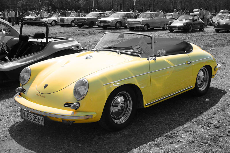 Porsche Speedster 1954