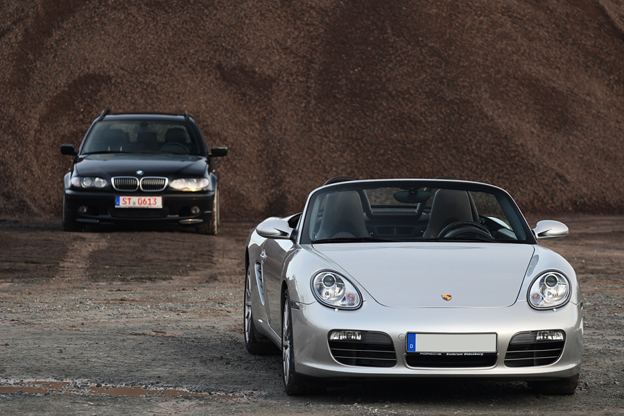 Porsche und BMW II