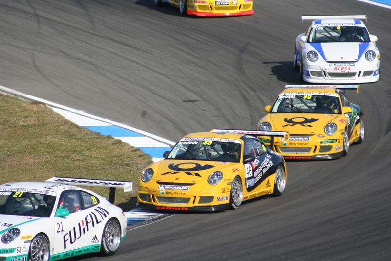 Porsche Zweikampf