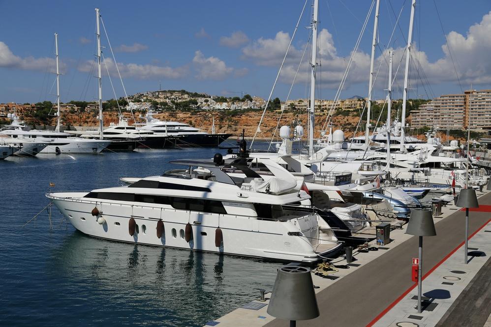 Port Adriano - Mallorca