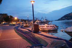 Port Andratx bei Nacht