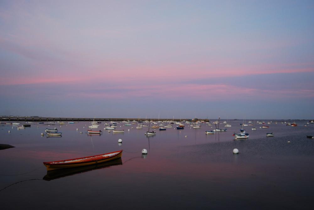 Port Breton, Finistère sud.