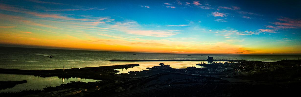 Port d'agadir Panorama