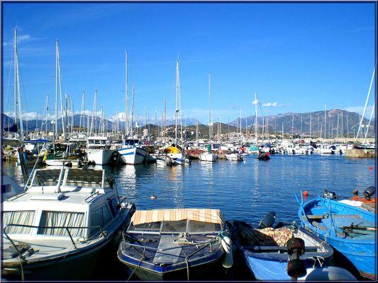 Port d'Ajaccio, Corse