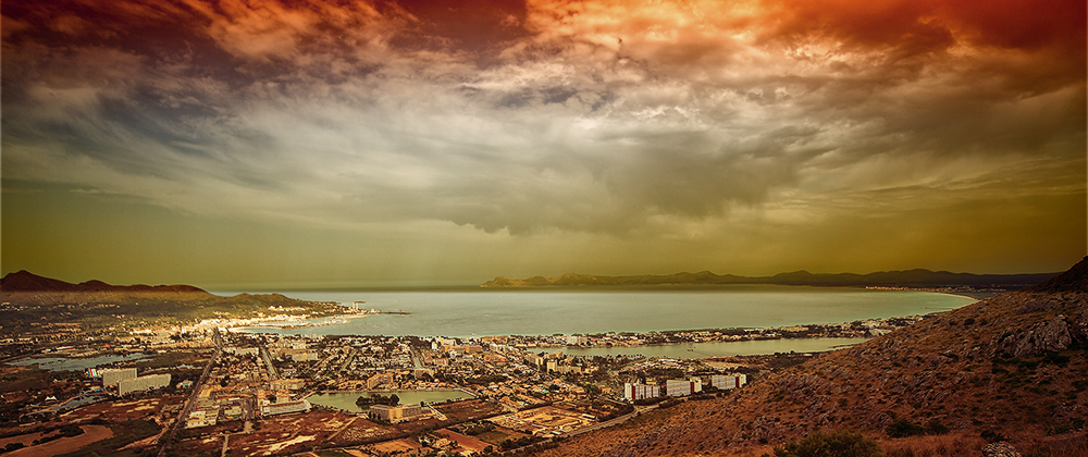 Port de Alcudia 17:32