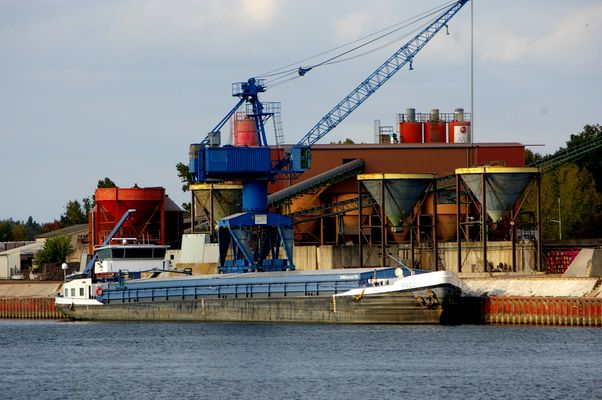 port de Breisach