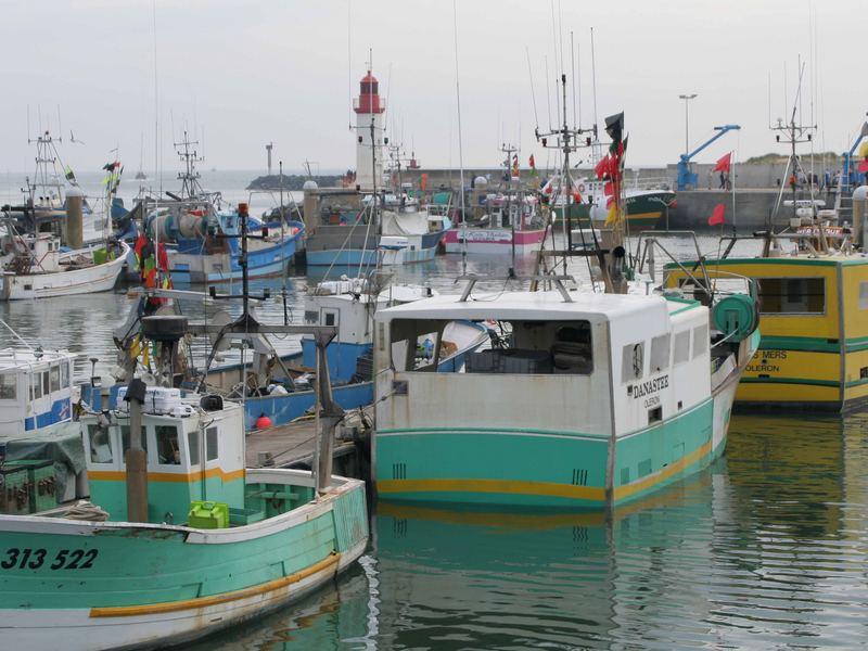 """port de cotiniére """" charente-maritime"""""""