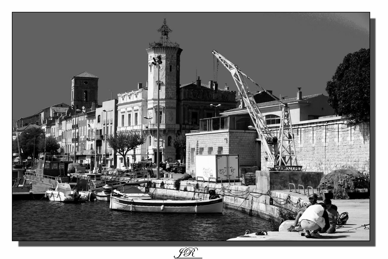 port de LA CIOTAT .