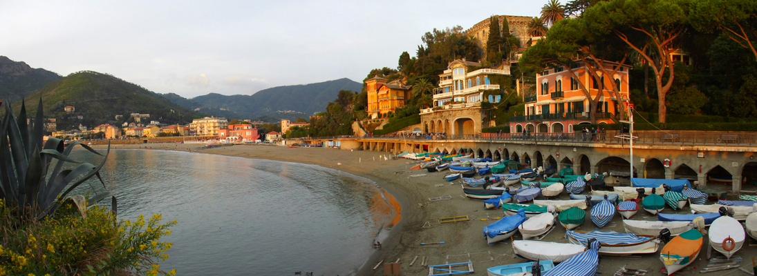 Port de Levanto (Italie)
