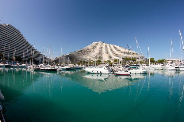 Port de Marina Baie des Anges