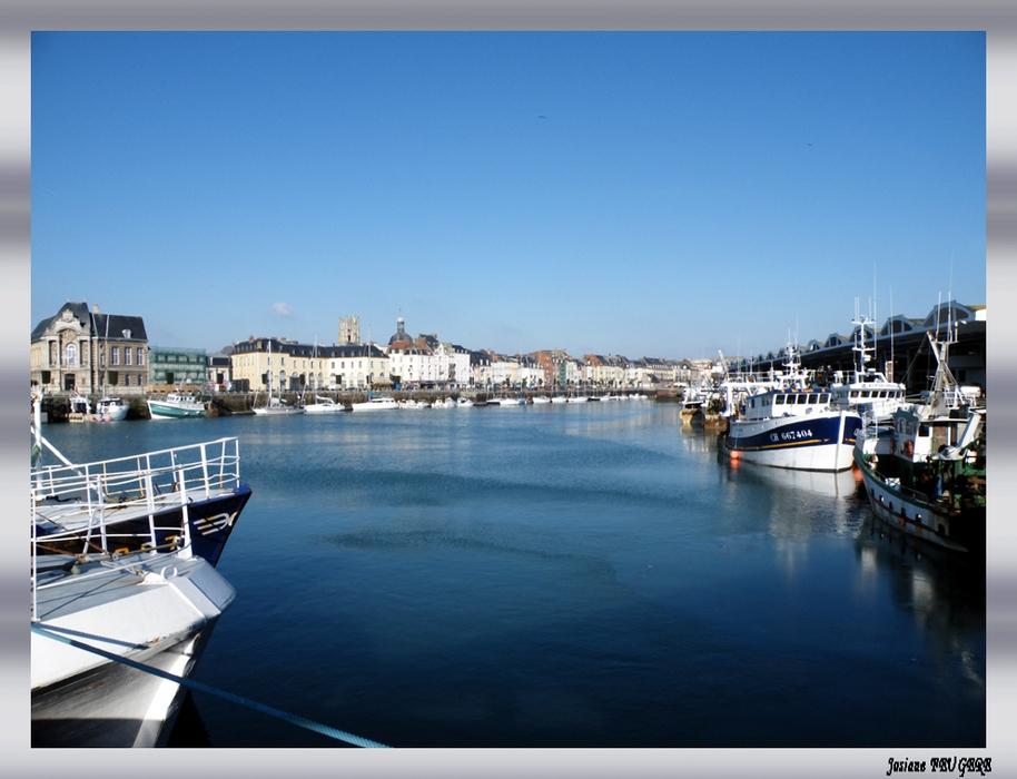 Port de pêche de Dieppe (76)