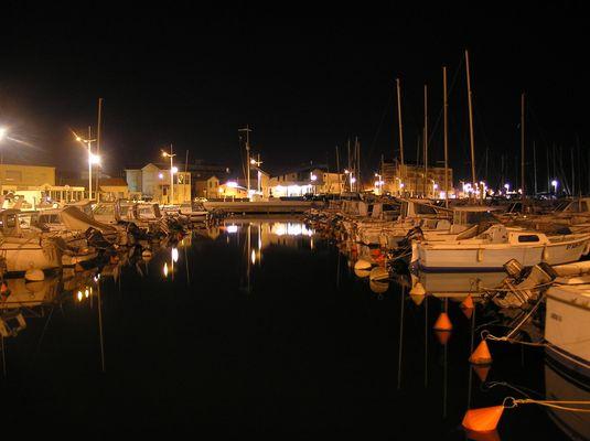 Port de plaisance à Valras