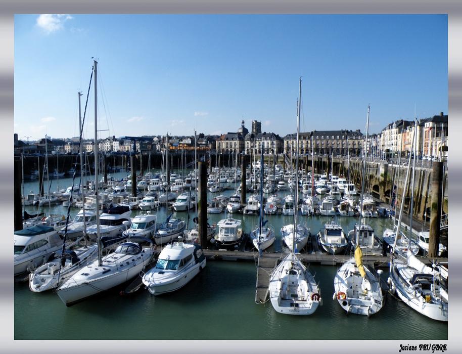 Port de plaisance de Dieppe (76)