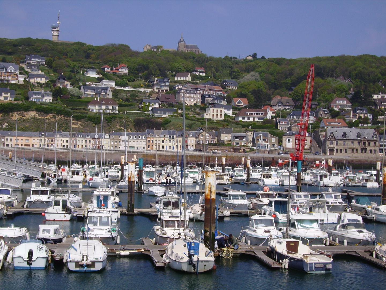 port de plaisance de fécamp