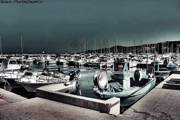 Port de plaisance / Martigues