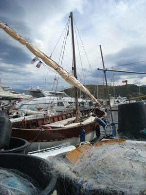 Port de Saint Florent