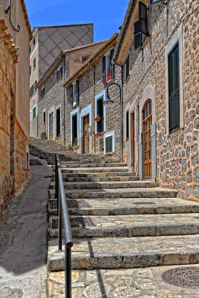 Port de Sóller, Carrer Santa Caterina d'Alexandri