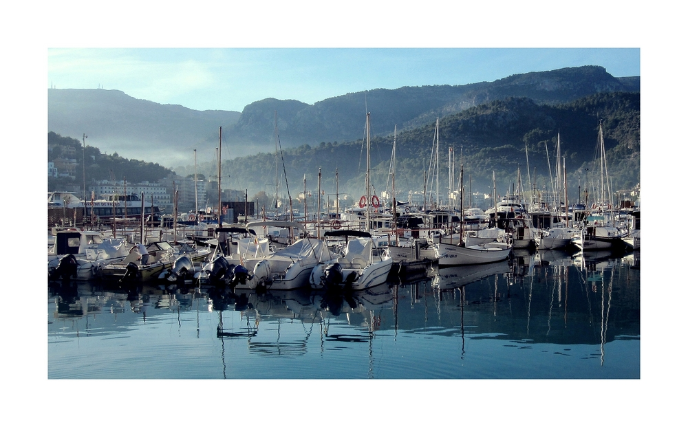 Port de Soller- Mallorca
