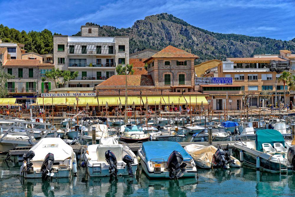 Port de Sóller, Restaurente Mar y Sol