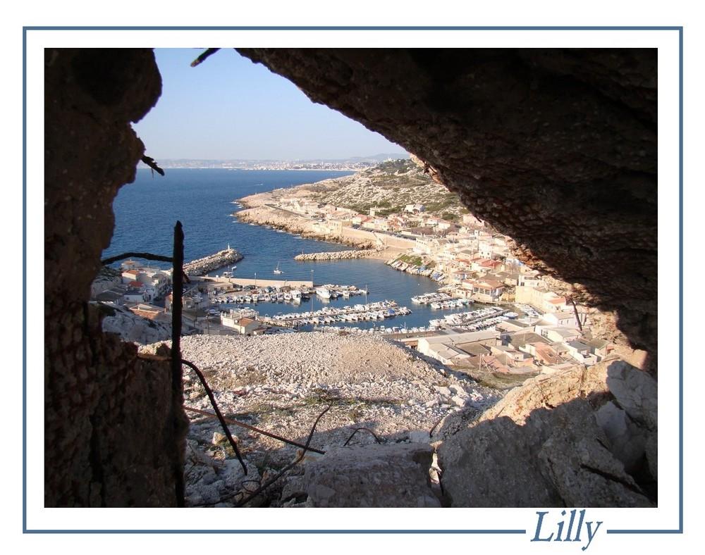 Port des Goudes (Marseille)