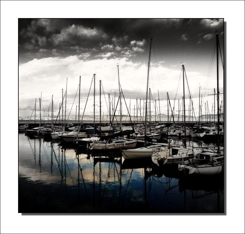 port d'EVIAN - les- bains (74)