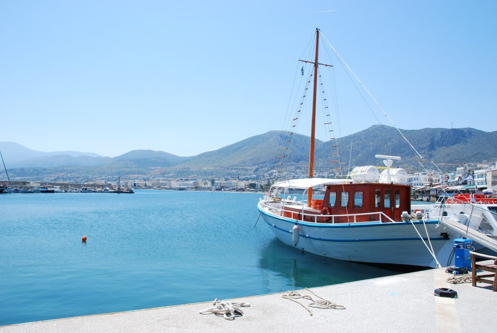 Port d'HERSONISSOS