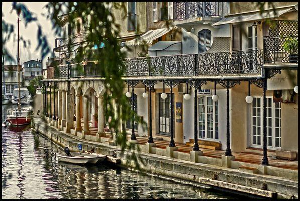 Port Grimaud *