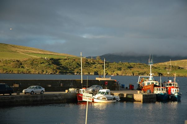 Port Irlandais