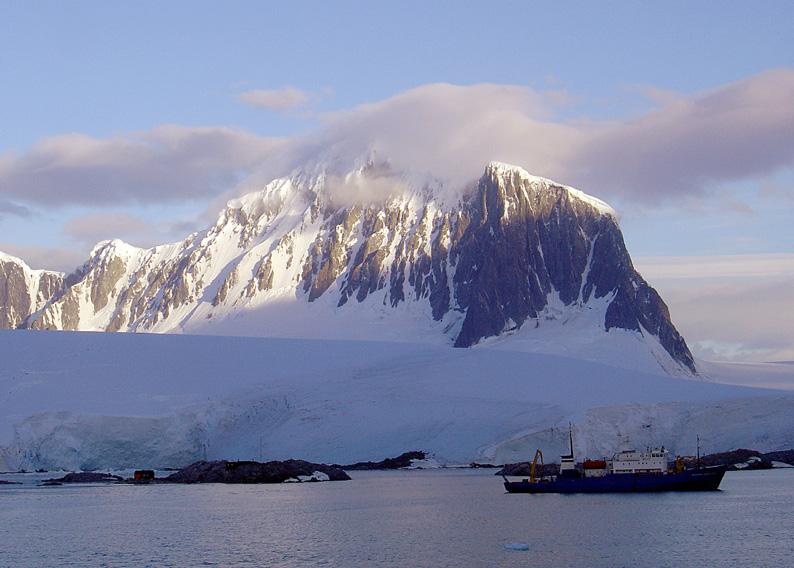 Port Lockroy - antarktische Halbinsel