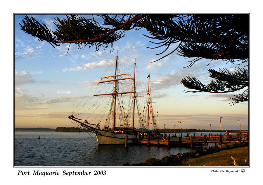 Port Maquarie - NSW Australia