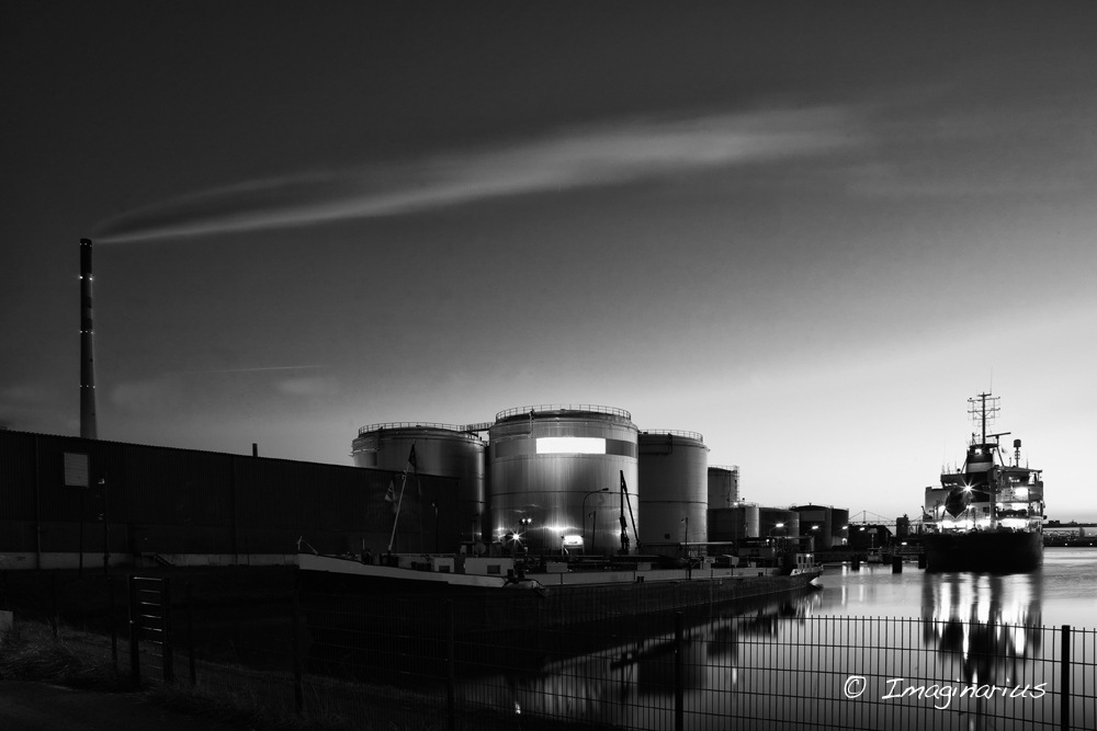 port of Bremen - Industriehafen Bremen