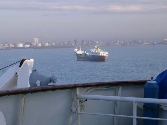port of Durres / Albania