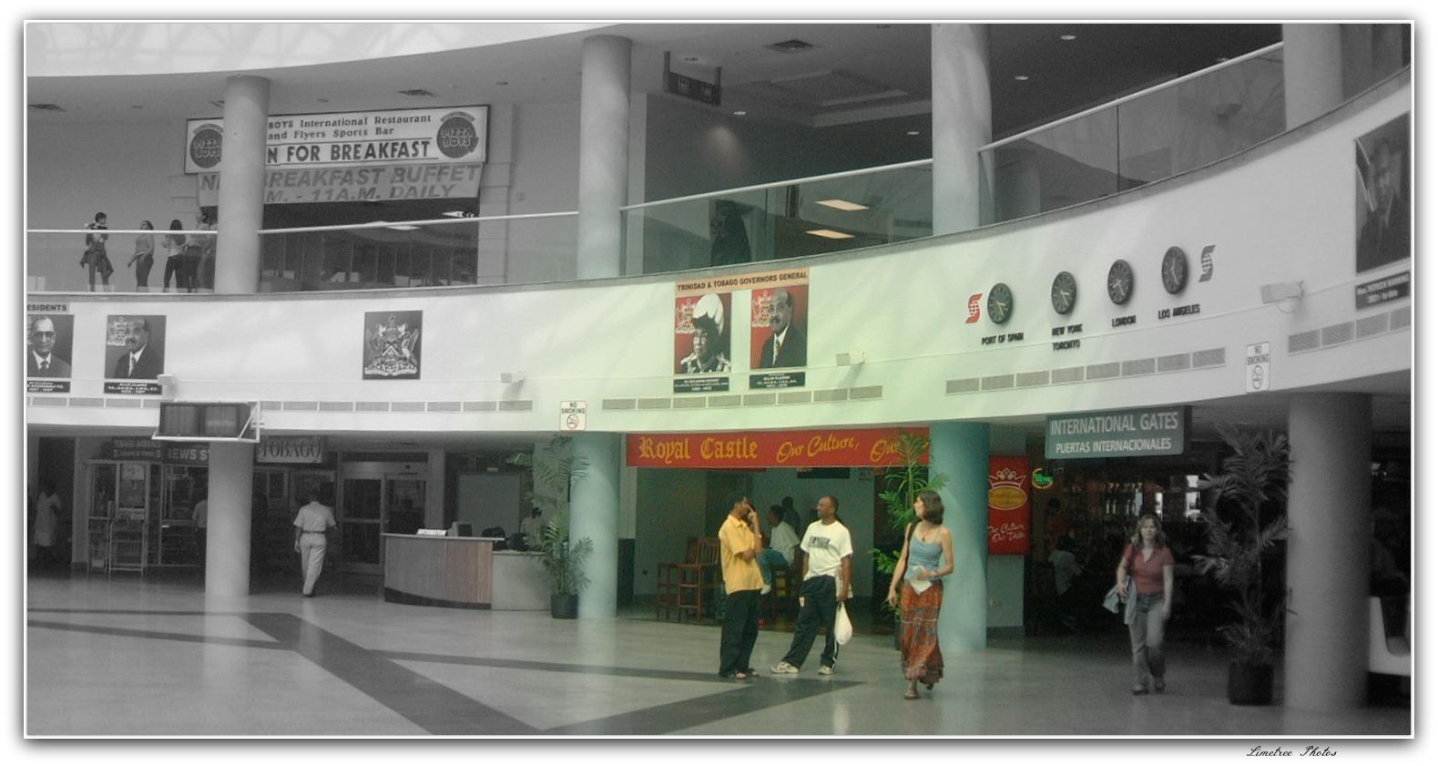 Port of Spain Airport