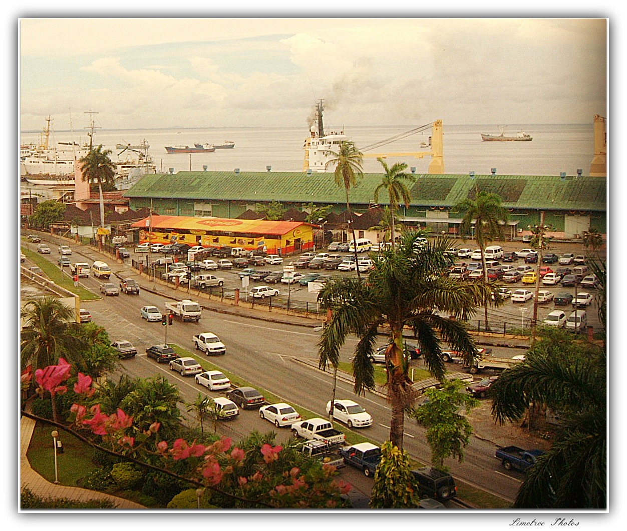 Port of Spain Harbour