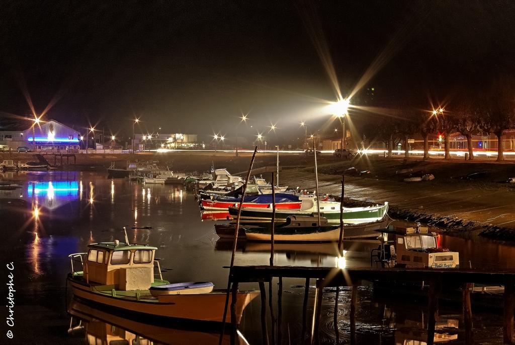 Port Ostréicole de La Teste de Buch - Bassin d'Arcachon