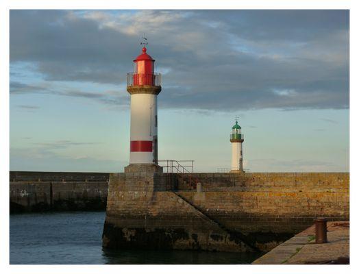 Port Tudy - ïle de Groix