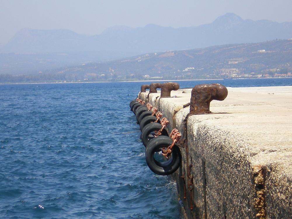 Port von Pylos