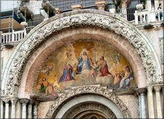 Porta della Basilica San Marco