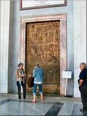 Porta di Santa Maria Maggiore