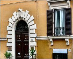 Porta e Finestra a Roma