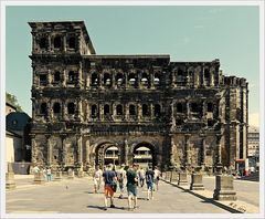 Porta Nigra in Trier