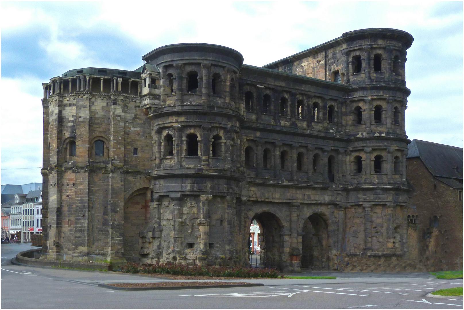 Porta Nigra Trier (Nordseite)