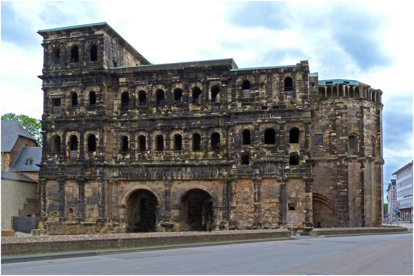Porta Nigra Trier (Südseite)
