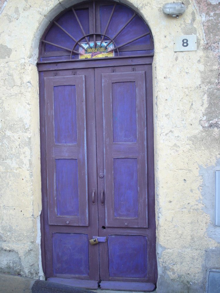 porta viola