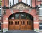 Portal der Wilhelmschule Lippstadt