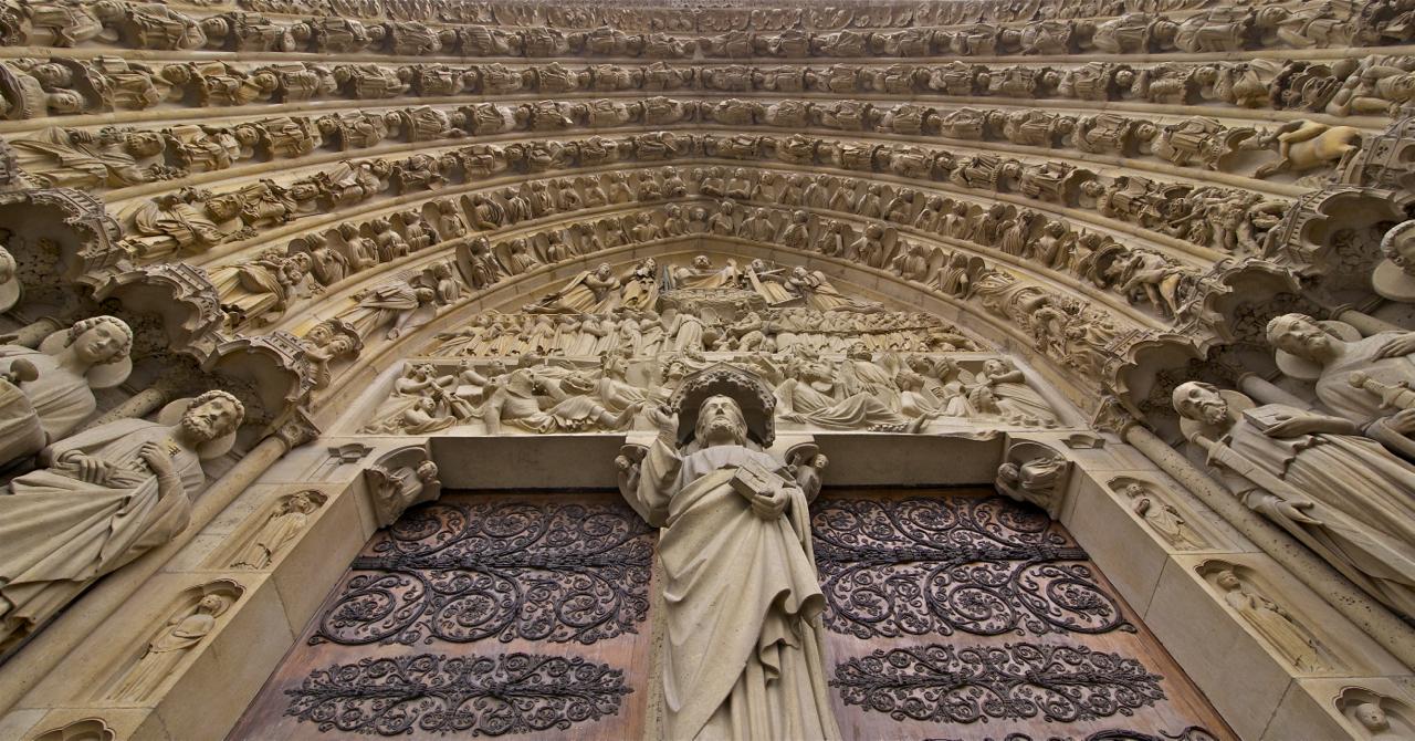 Portal Notre Dame