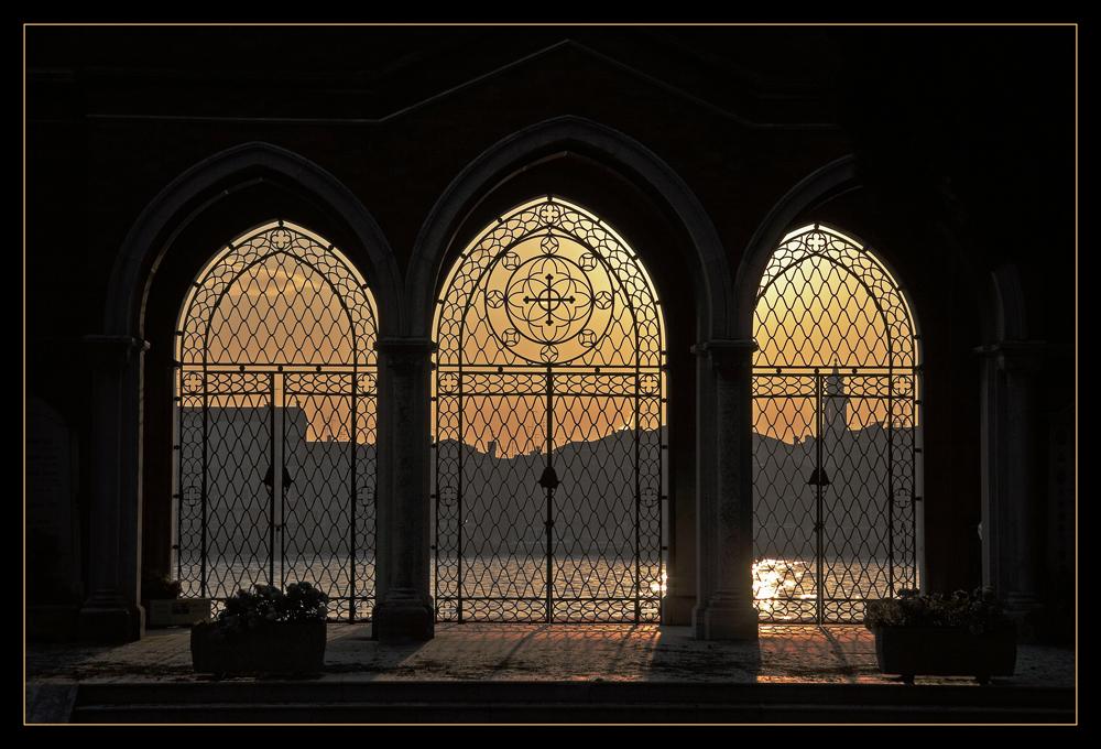 Portal von San Michele, Venezia