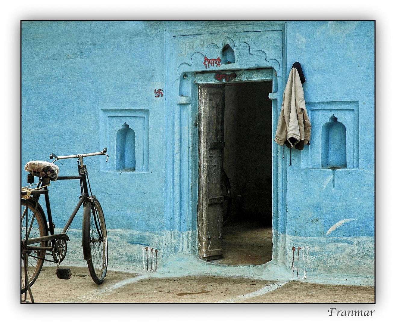 Portal y bicicleta ( 2 )