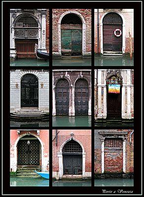 Porte a Venezia